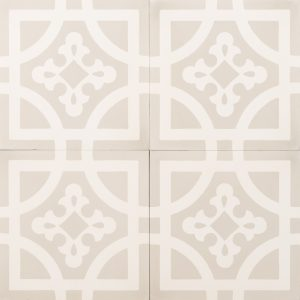grey and white tile