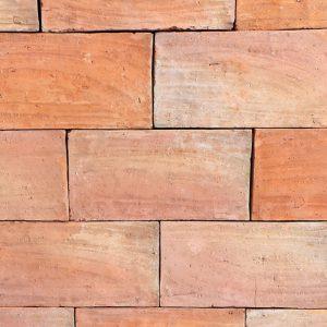 Large terracotta tile