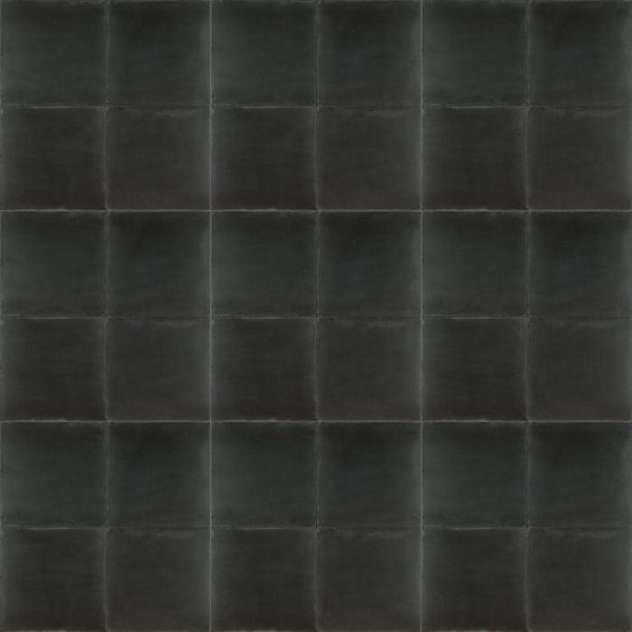 deep black tile