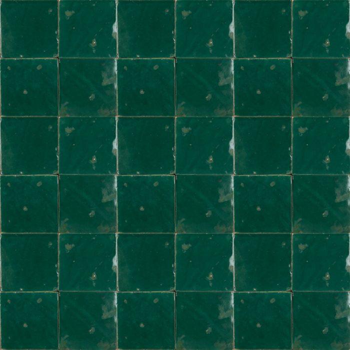Emerald Glazed