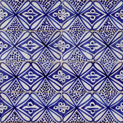 Moroccan Handmade Tile Essaouira Downtown