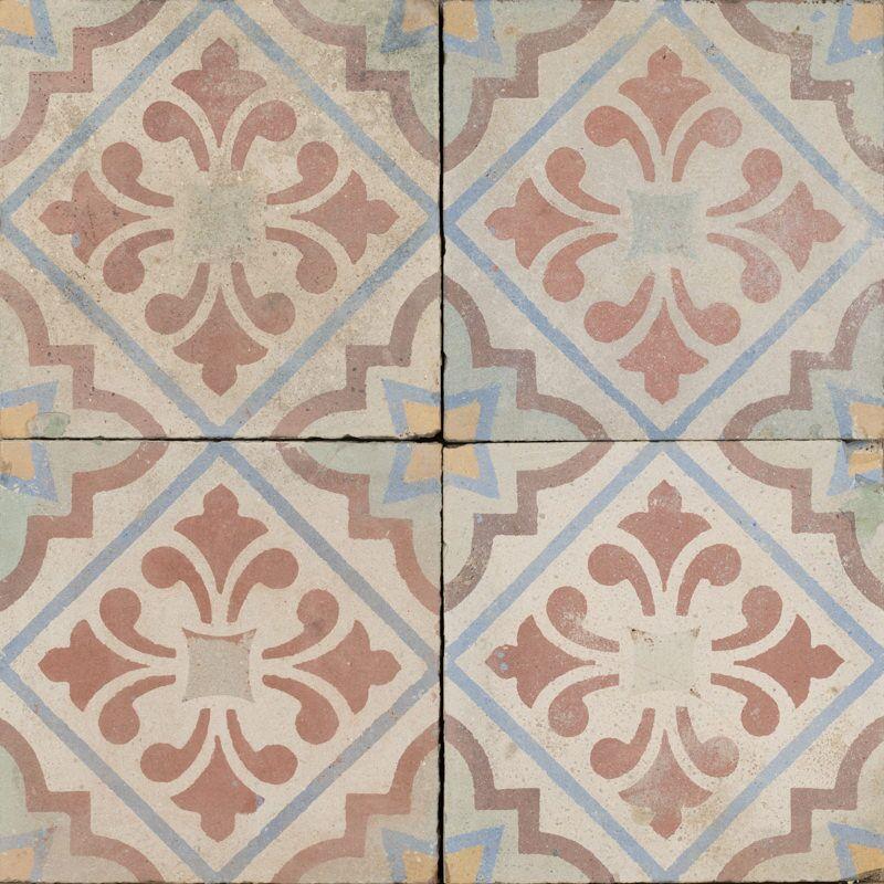 etienne antique tile raw