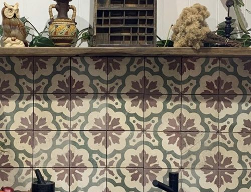 A spotlight on Antique encaustic tiles