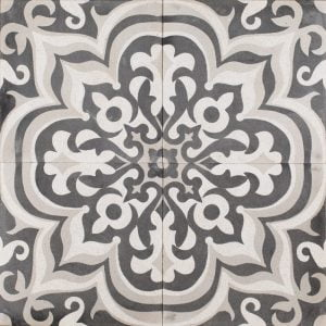 Charcoal Jaffa tile is beautiful in all its essence.
