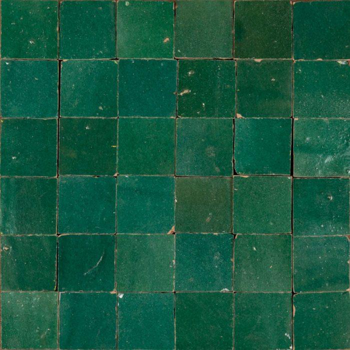 Mini Black Glaze tile