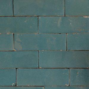 Teal Subway Tile
