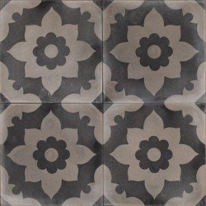 grey and black sol antique tile